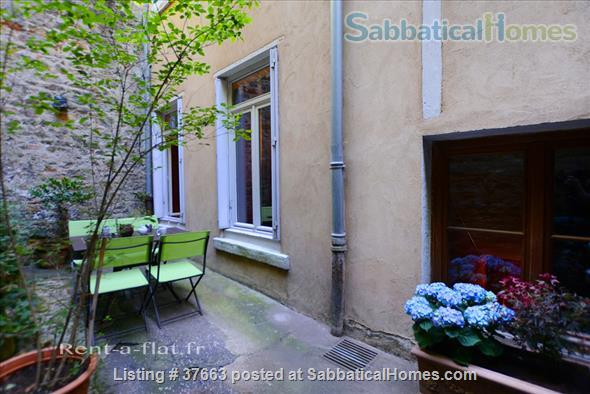 Lyon FRANCE - Furnished apartment - Old Downtown Home Rental in Lyon, RA, France 2