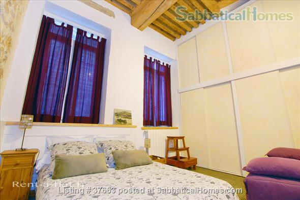 Lyon FRANCE - Furnished apartment - Old Downtown Home Rental in Lyon, RA, France 5