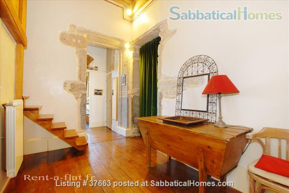 Lyon FRANCE - Furnished apartment - Old Downtown Home Rental in Lyon, RA, France 7