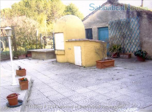 Cortona Terontola - apartments in villa with garden Home Rental in Terontola, Toscana, Italy 0