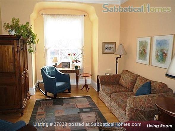 New Price, Central, Child Friendly, Enclosed Garden  Home Rental in Toronto, Ontario, Canada 1