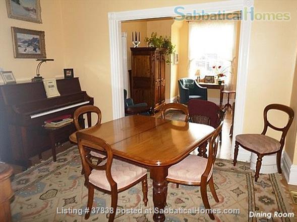 New Price, Central, Child Friendly, Enclosed Garden  Home Rental in Toronto, Ontario, Canada 0