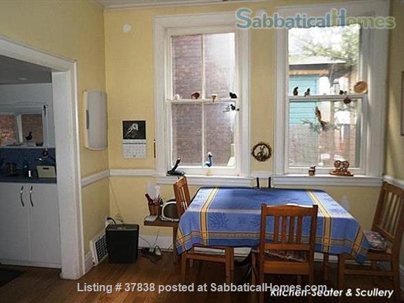 New Price, Central, Child Friendly, Enclosed Garden  Home Rental in Toronto, Ontario, Canada 3