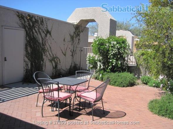 Town home with mountain views, bike-trail access Home Rental in Tucson, Arizona, United States 7