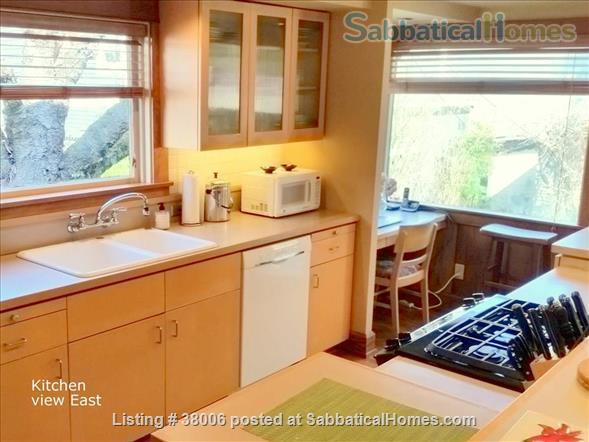 Seattle home at the top of Queen Anne Hill Home Rental in Seattle, Washington, United States 5