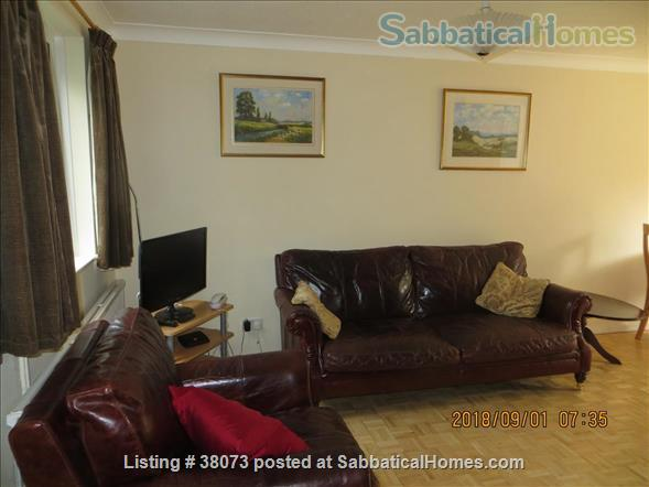Modern 2 bedroom house in Central Oxford Home Rental in Oxfordshire, England, United Kingdom 3