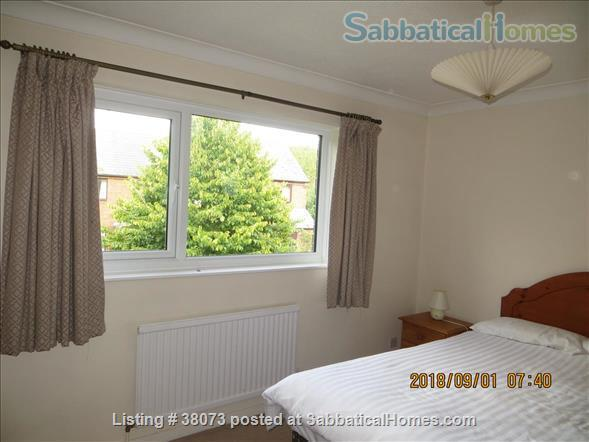 Modern 2 bedroom house in Central Oxford Home Rental in Oxfordshire, England, United Kingdom 8