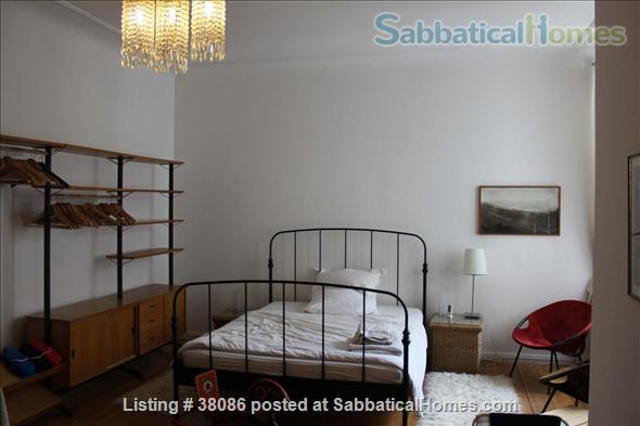 Wonderful light-filled one-bedroom near canal, Berlin Home Rental in Berlin, Berlin, Germany 3
