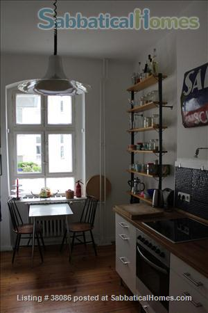 Wonderful light-filled one-bedroom near canal, Berlin Home Rental in Berlin, Berlin, Germany 2