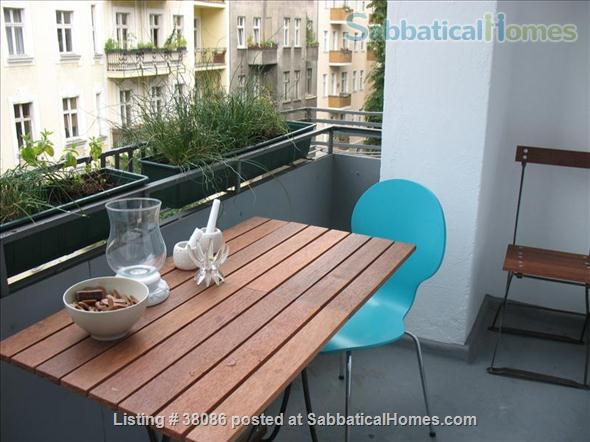 Wonderful light-filled one-bedroom near canal, Berlin Home Rental in Berlin, Berlin, Germany 4