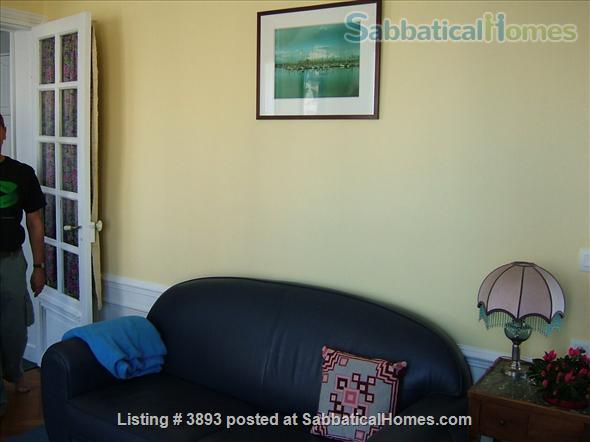 Large 2 bedroom apartment (1 week minimum) Home Rental in Paris 8