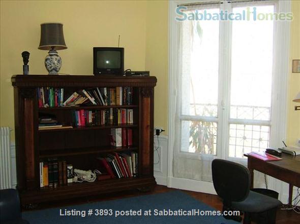 Large 2 bedroom apartment (1 week minimum) Home Rental in Paris 7