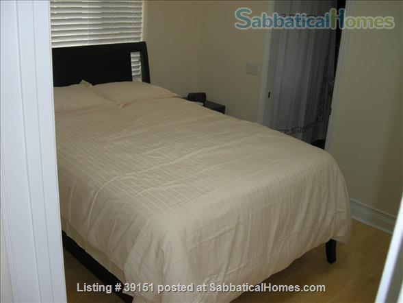 Luxury 2 Bedroom furnished coach house in Hyde Park within University of Chicago campus Home Rental in Chicago, Illinois, United States 5