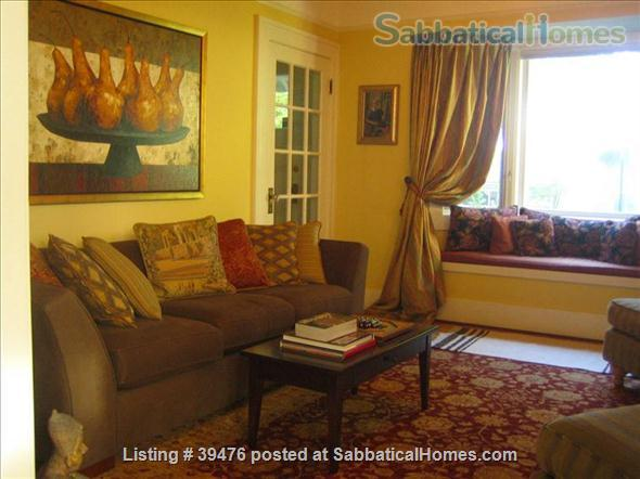 Charming and cozy artistic home in lovely Vancouver close to Univ of B.C. Home Rental in Vancouver, British Columbia, Canada 0