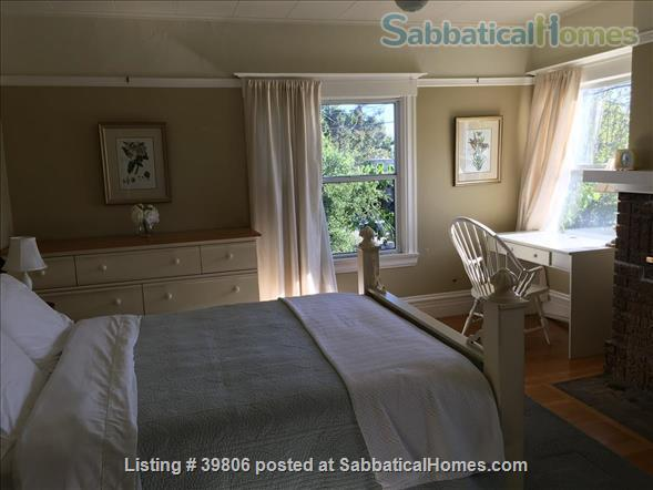 Secluded Elmwood Edwardian 8 blocks  to UC Berkeley & 2 to College Ave. Home Rental in Berkeley, California, United States 8