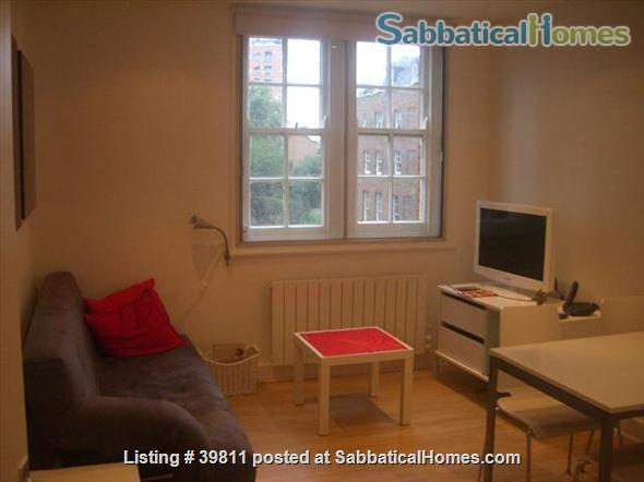attractive one-bed Bloomsbury flat  Home Rental in London, England, United Kingdom 9