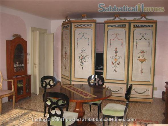 Luxurious one bedroom apartment in a XVIII Century Palace on the Great Canal Home Rental in Venezia, Veneto, Italy 1