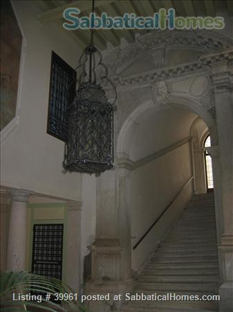 Luxurious one bedroom apartment in a XVIII Century Palace on the Great Canal Home Rental in Venezia, Veneto, Italy 5
