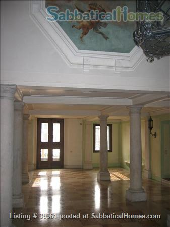 Luxurious one bedroom apartment in a XVIII Century Palace on the Great Canal Home Rental in Venezia, Veneto, Italy 7