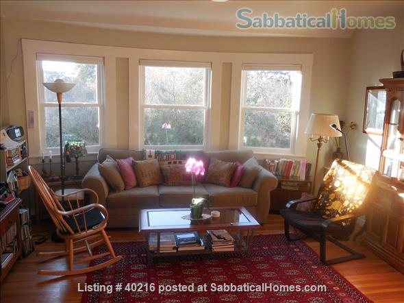 listing image for Beautiful flat to rent in quiet elegant neighborhood in San Francisco