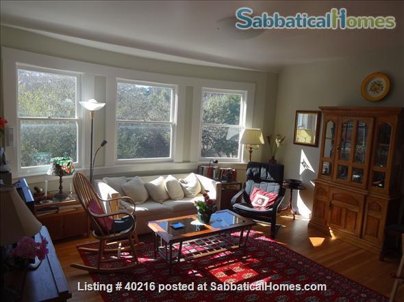 Beautiful flat to rent in quiet elegant neighborhood in San Francisco Home Rental in San Francisco, California, United States 4