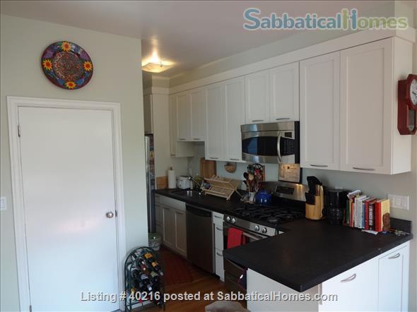 Beautiful flat to rent in quiet elegant neighborhood in San Francisco Home Rental in San Francisco, California, United States 5