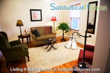 furnished rooms/private home/with share bath OR private bath Home Rental in Cambridge, Massachusetts, United States 2