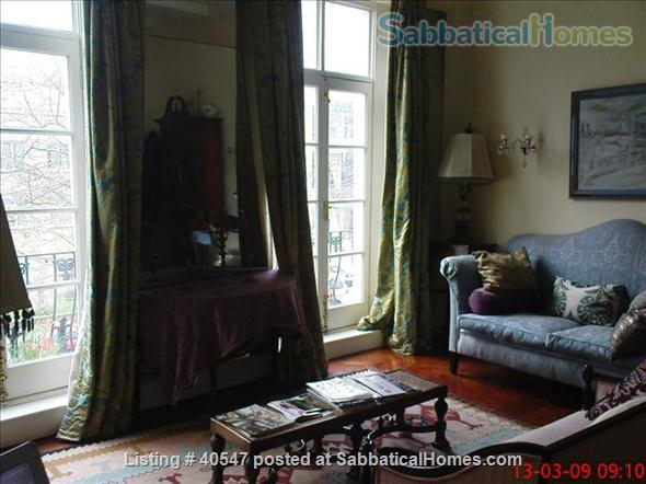 Notting Hill - sunny one-bedroom flat , minutes from tube Home Rental in Greater London, England, United Kingdom 1