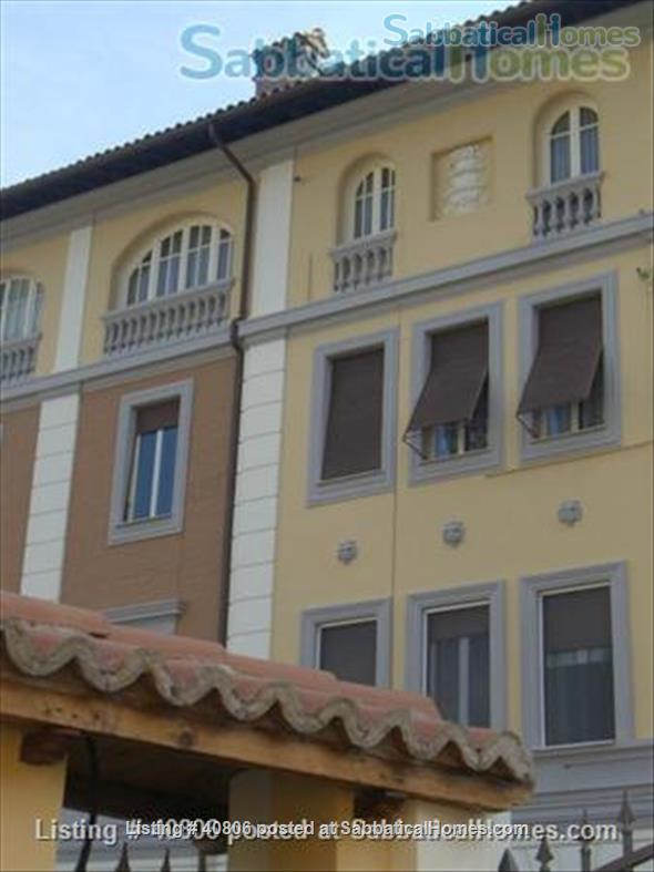Spacious and bright 2-bedroom apartment on quiet one-way street near lively commercial district; quick access to city center; near Appia Antica Park Home Rental in Rome, Lazio, Italy 7
