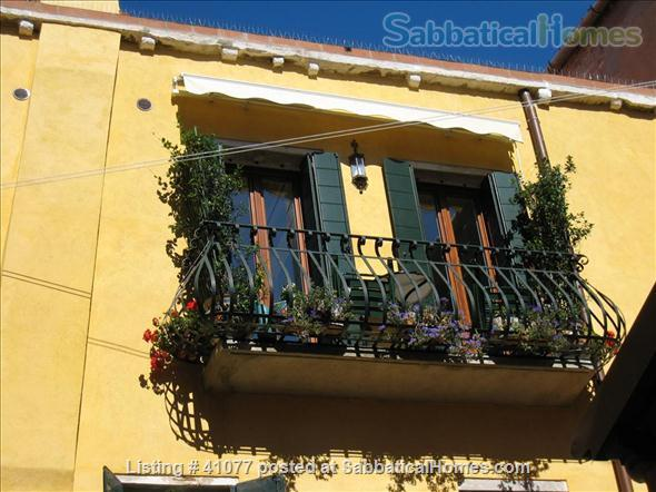 Serene spacious apartment overlooking canals Home Rental in Venice, Veneto, Italy 0