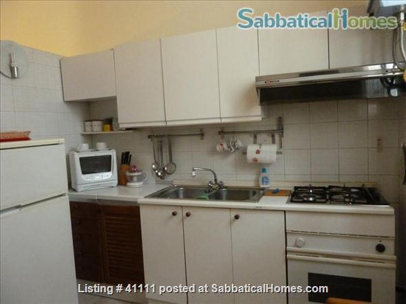 Quiet by San Giovanni Metro stop_near FAO _Wireless_Furnished_Excellent reviews! Home Rental in Rome, Lazio, Italy 3