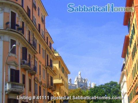 Quiet by San Giovanni Metro stop_near FAO _Wireless_Furnished_Excellent reviews! Home Exchange in Rome, Lazio, Italy 0
