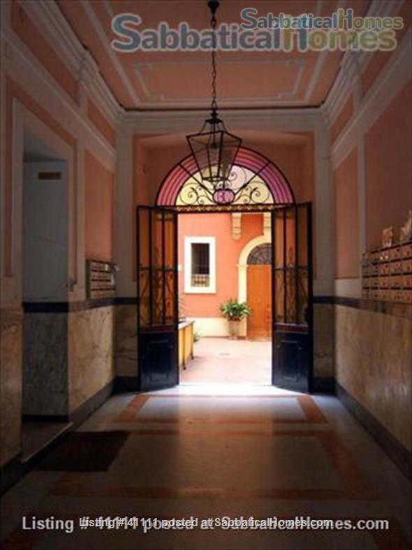 Quiet by San Giovanni Metro stop_near FAO _Wireless_Furnished_Excellent reviews! Home Exchange in Rome, Lazio, Italy 2