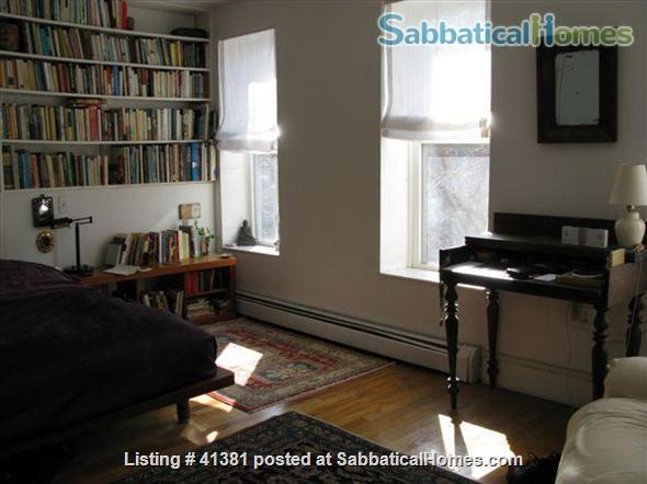 Brooklyn brownstone Home Rental in Brooklyn, New York, United States 3