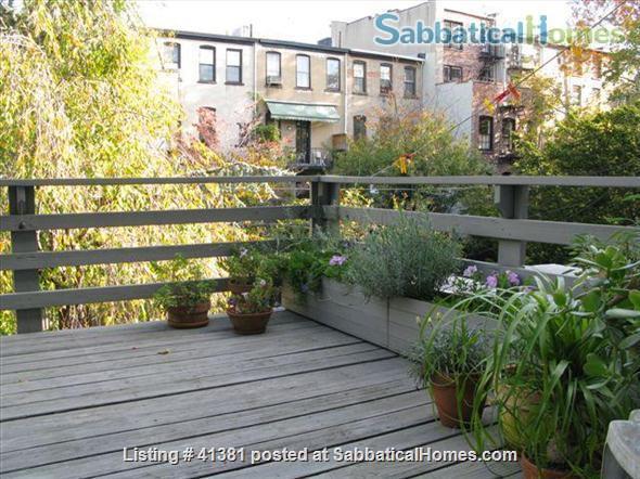 Brooklyn brownstone Home Rental in Brooklyn, New York, United States 4