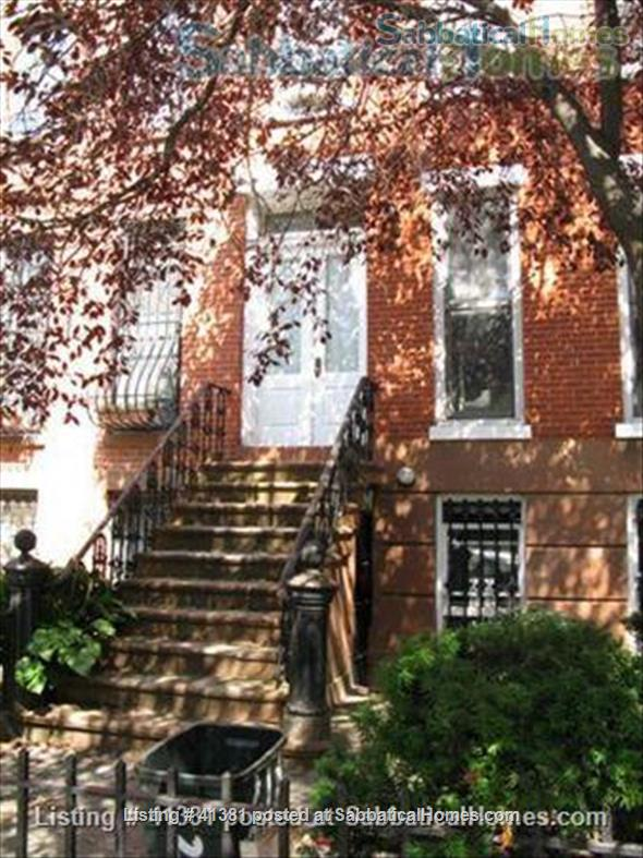 Brooklyn brownstone Home Rental in Brooklyn, New York, United States 5