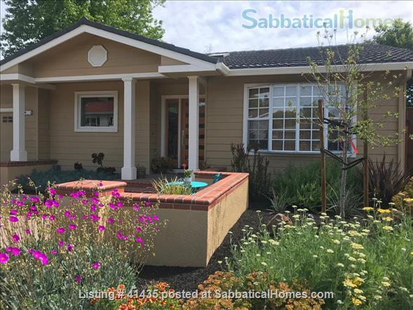 Conveniently located 4 bedroom, 2 bath house in San Francisco Bay Area suburb Home Exchange in Pleasanton, California, United States 1