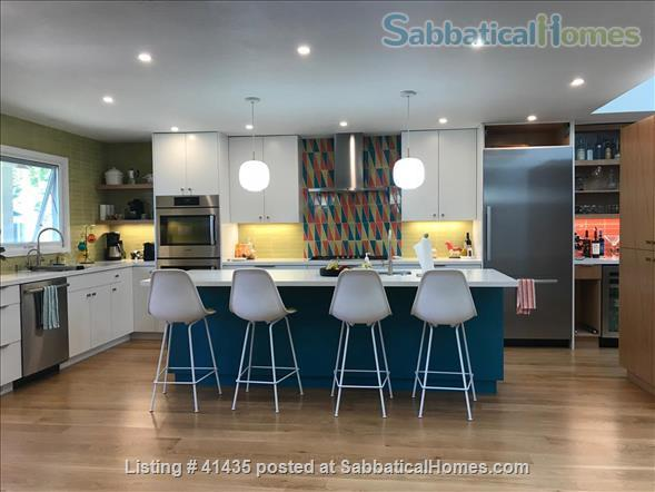 Conveniently located 4 bedroom, 2 bath house in San Francisco Bay Area suburb Home Exchange in Pleasanton, California, United States 2