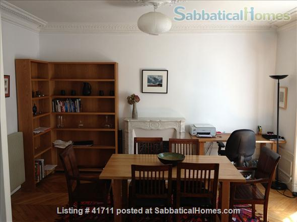 Attractive & spacious, great natural light, fully equipped as second home Home Rental in Paris, IDF, France 6