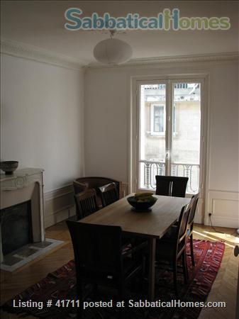 Attractive & spacious, great natural light, fully equipped as second home Home Rental in Paris, IDF, France 1