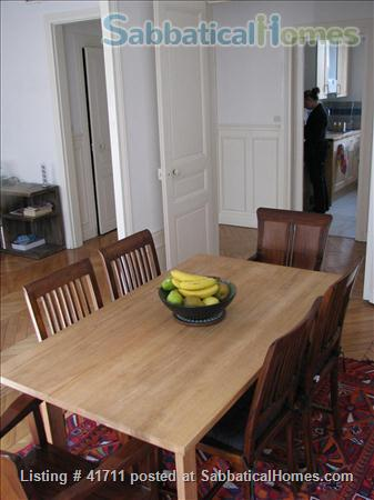 Attractive & spacious, great natural light, fully equipped as second home Home Rental in Paris, IDF, France 5