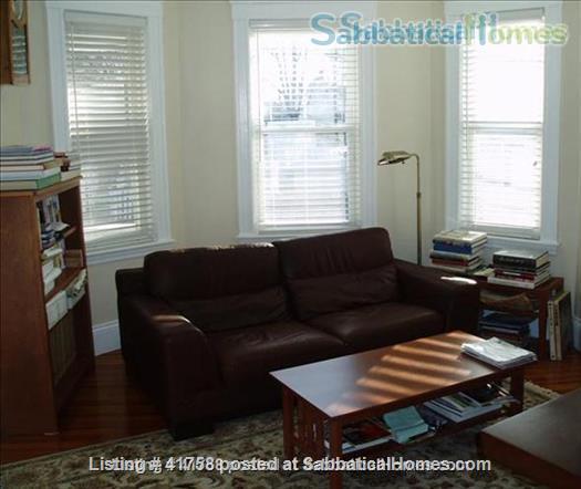 Fully furnished Condo near Porter Square / Davis Square = 1LDK Home Rental in Somerville, Massachusetts, United States 1