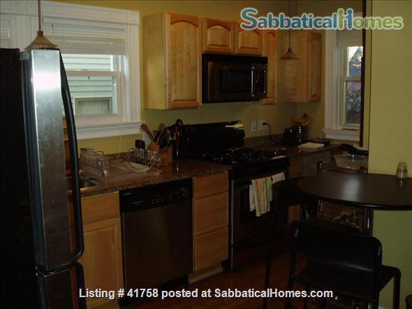 Fully furnished Condo near Porter Square / Davis Square = 1LDK Home Rental in Somerville, Massachusetts, United States 6