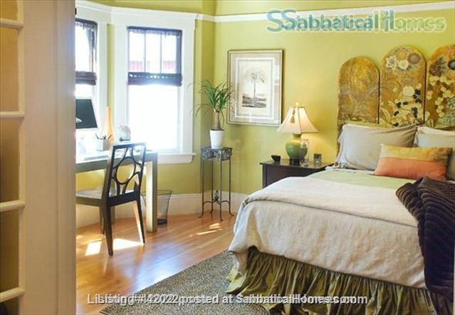 Beautifully furnished,fully equipped, bright and quiet Noe Valley Retreat Home Rental in San Francisco, California, United States 2