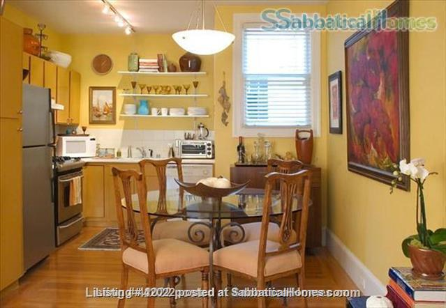 Beautifully furnished,fully equipped, bright and quiet Noe Valley Retreat Home Rental in San Francisco, California, United States 5