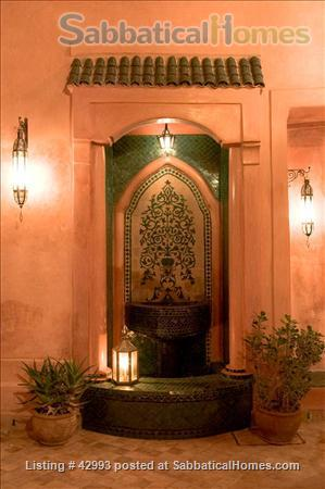 Jewel of a private home, all to yourselves, in the ancient Moorish city of Marrakech, Morocco Home Rental in Marakesh, Marrakech-Tensift-Al Haouz, Morocco 1
