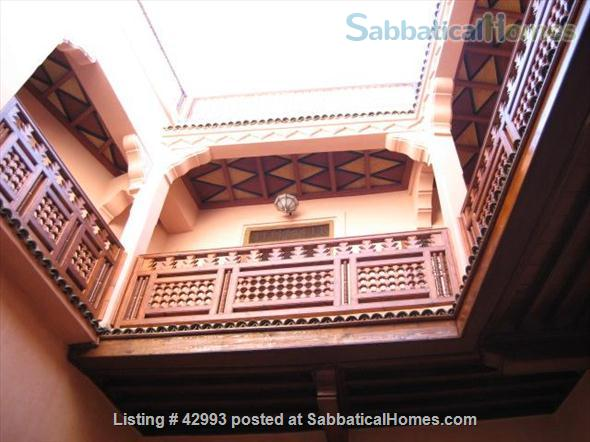 Jewel of a private home, all to yourselves, in the ancient Moorish city of Marrakech, Morocco Home Rental in Marakesh, Marrakech-Tensift-Al Haouz, Morocco 4