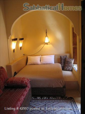 Jewel of a private home, all to yourselves, in the ancient Moorish city of Marrakech, Morocco Home Rental in Marakesh, Marrakech-Tensift-Al Haouz, Morocco 8