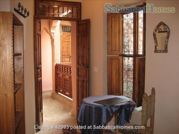 Jewel of a private home, all to yourselves, in the ancient Moorish city of Marrakech, Morocco Home Rental in Marakesh, Marrakech-Tensift-Al Haouz, Morocco 9