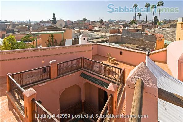 Jewel of a private home, all to yourselves, in the ancient Moorish city of Marrakech, Morocco Home Rental in Marakesh, Marrakech-Tensift-Al Haouz, Morocco 2